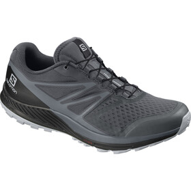 Salomon Sense Escape 2 Shoes Herren ebony/stormy weather/pearl blue